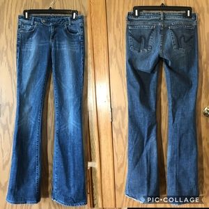 Citizens Of Humanity Jeans - Citizens of Humanity Lily Extended tab flare jeans